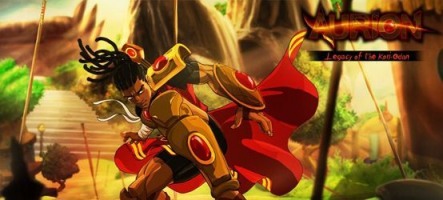 Aurion : Legacy of the Kori-Odan, un RPG fait son Kickstarter