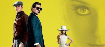 Agents très spéciaux - Code U.N.C.L.E, la critique du film
