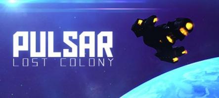 PULSAR: Lost Colony, exploration spatiale en MMO