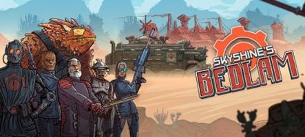 Skyshine's BEDLAM : Un jeu de rôle post-apocalyptique