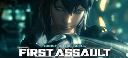 Ghost in the Shell : un jeu vidéo tiré du Manga