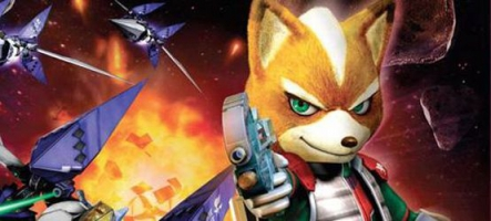 Star Fox Zero repoussé à 2016