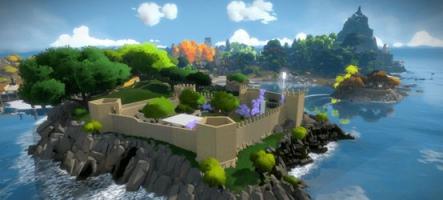 The Witness, sur PS4 et PC en janvier prochain
