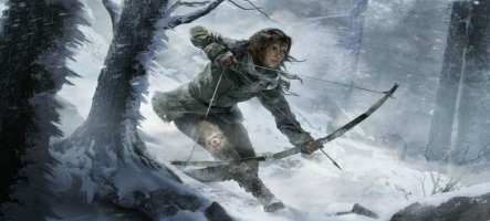 Rise of the Tomb Raider : Lara dans la tombe