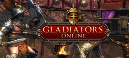 Gladiators Online: Death Before Dishonor, tu aimes les jeux de gladiateurs ?