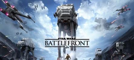 Star Wars Battlefront : la bêta enfin datée !