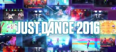 Just Dance 2016 : Toute la playlist dévoilée