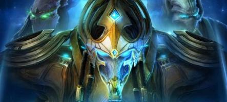 StarCraft 2: Legacy of the Void fait une réclamation