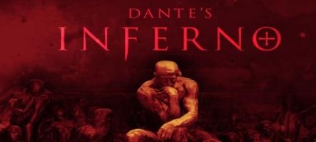 Dante's Inferno tout en gourmandise