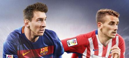 FIFA 16 : Les meilleurs buts de la semaine