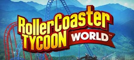 RollerCoaster Tycoon World débarque en décembre