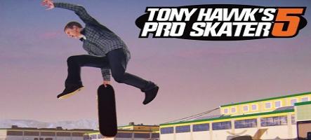 Tony Hawk Pro Skater 5 : Complètement buggé et injouable ?