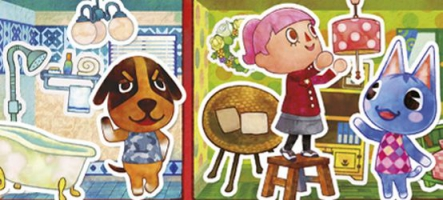 Animal Crossing Happy Home Designer : le lancement du jeu