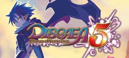 Disgaea 5 Alliance of Vengeance : Découvrez les nouvelles vidéos du jeu