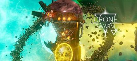 Drone Swarm : un nouveau jeu de stratégie futuriste