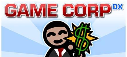 Game Corp DX : Créez votre studio de développement de jeux vidéo