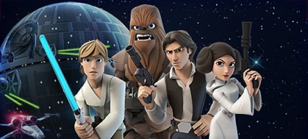 TEST : Disney Infinity 3.0 Star Wars : Rise Against the Empire (PS3, PS4, Xbox 360, Xbox One, Nintendo Wii U)