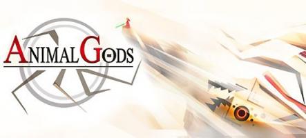 Animal Gods : Un jeu de rôle à l'ancienne
