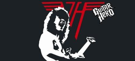 Guitar Hero : Van Halen offert en précommande de Guitar Hero 5