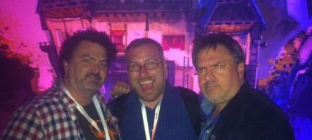 Brad Muir (ex Double Fine) rejoint Valve