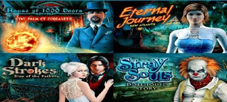 Hidden Object Bundle 4 in 1 : Où est Charlie ?