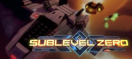 Sublevel Zero : Un FPS à bord d'un vaisseau