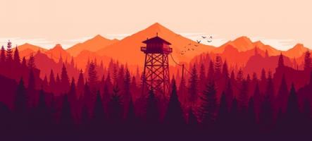 Firewatch : La guerre du feu