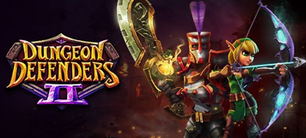 Dungeon Defenders II désormais en free-to-play