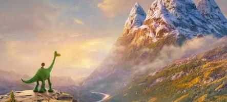 Le Voyage d'Arlo : Le nouveau Pixar s'offre une bande-annonce
