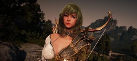 Black Desert Online : Un nouveau MMORPG pour début 2016