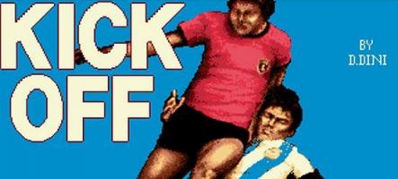 Kick Off, le jeu de foot culte, revient !