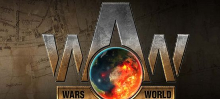 Wars Across the World, un Kickstarter français !