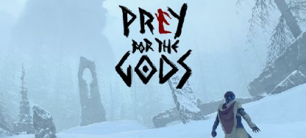 Prey for the Gods : Un Shadow of the Colossus sous la neige
