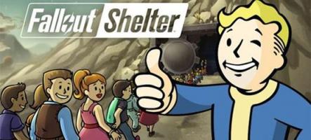 Fallout Shelter : la mise à jour qui dévoile un peu de Fallout 4
