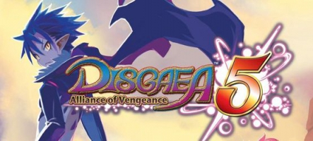 Disgaea 5: Alliance of Vengeance, la sortie