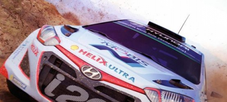 WRC 5, la sortie