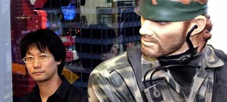 Hideo Kojima a officiellement quitté Konami...