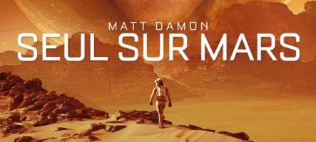 Seul sur Mars, la critique du film