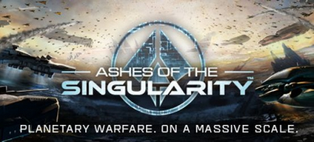 Ashes of the Singularity en accès anticipé