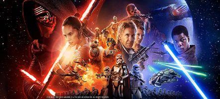 Star Wars VII : un record de billets réservés !