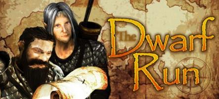 The Dwarf Run : Epreuves de sélection pour Fort Boyard ?