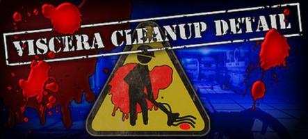 Viscera Cleanup Detail : Des morceaux de corps à nettoyer