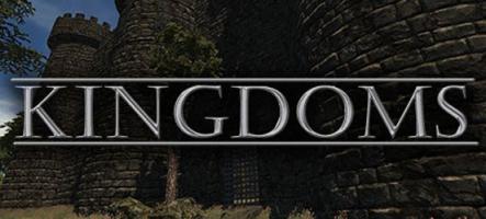 Kingdoms : Un nouveau jeu de rôle médiéval