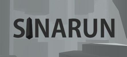 SinaRun : un jeu minimaliste