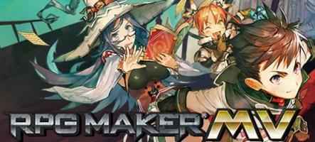 RPG Maker MV : Créez vos propres jeux de rôle