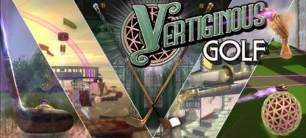 Vertiginous Golf : Un jeu de golf gratuit sur Steam !