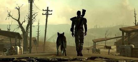 Fallout 4 : images et vidéos volées... et inquiétantes ?