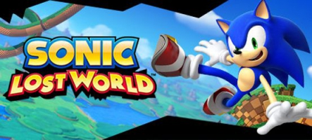 Sonic Lost World sort sur PC