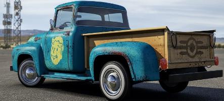 Bethesda et Microsoft offrent 2 véhicules tirés de l'univers de Fallout dans Forza Motorsport 6