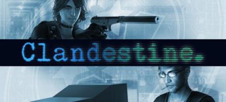 Clandestine : un jeu de hacker en coop